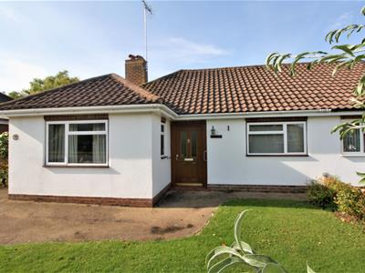 2 bedroom semi detached bungalow for sale